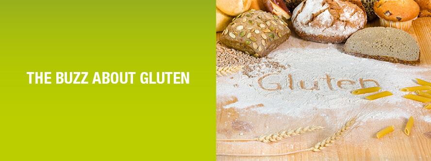 buzz about gluten