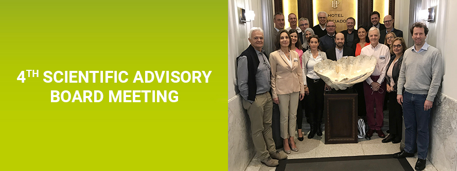 4th International Scientific Advisory Board Meeting: October 2019 in Madrid, Spain