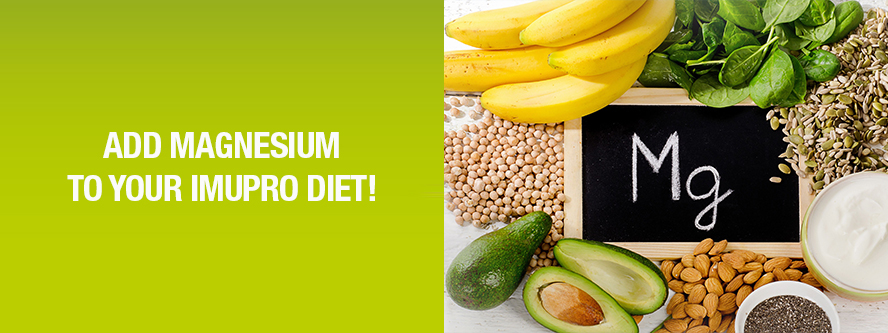 Magnesium plays a role in performance and obesity