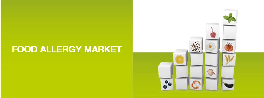 Growing food allergy market