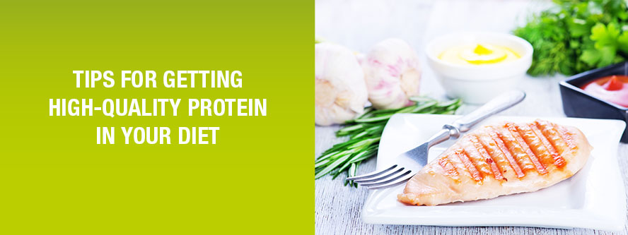 Why the right amount of protein is so important