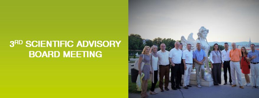 3rd international Scientific Advisory Board meeting