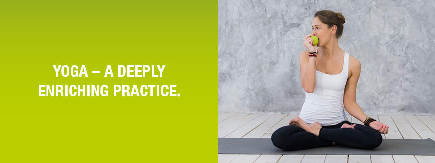Yoga – a deeply enriching practice