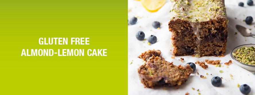 Gluten free Almond-Lemon Cake