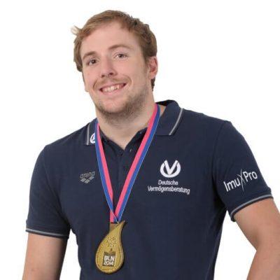 Marco Koch – Swimmer, Gold Medallist